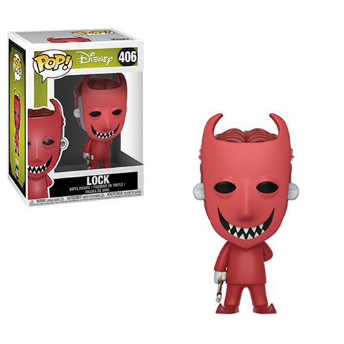 The Nightmare Before Christmas Lock Pop! Vinyl Figure