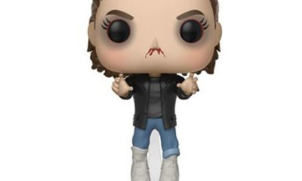 Strangers Things Eleven Elevated Pop! Vinyl Figure