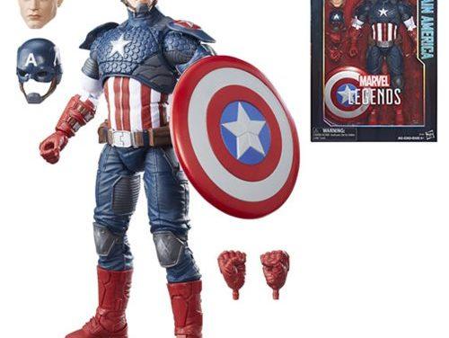 Marvel Legends 12-Inch Captain America Action Figure
