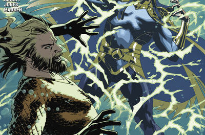 Aquaman #34 (Middleton Variant)