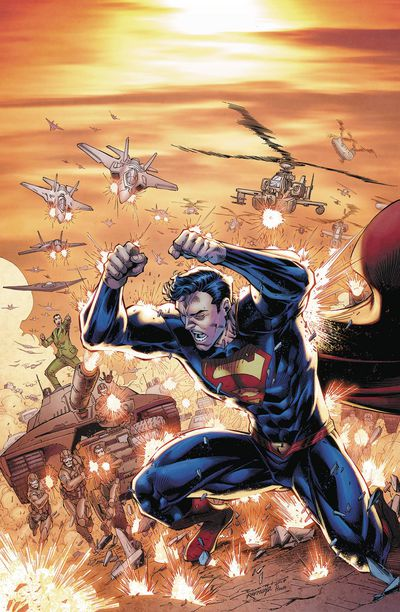 Action Comics #999