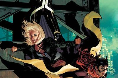 Batgirl and the Birds of Prey #20 (Hughes Variant)