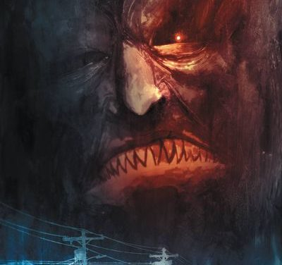 30 Days of Night #4 (of 6) (Cover A – Templesmith)