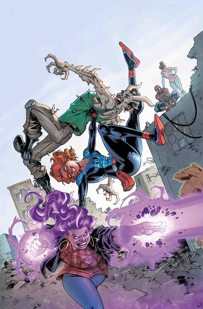 Amazing Spider-Man Renew Your Vows #17
