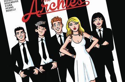Archies #6 (Cover B – Parent)