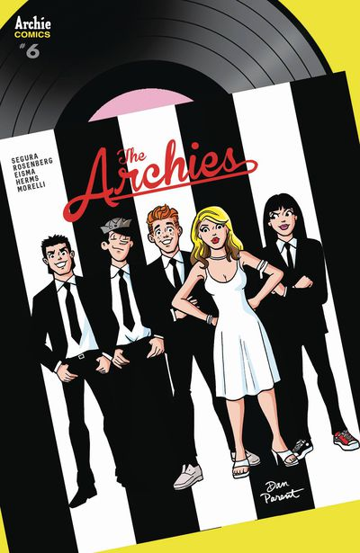 Archies #6 (Cover B – Parent)