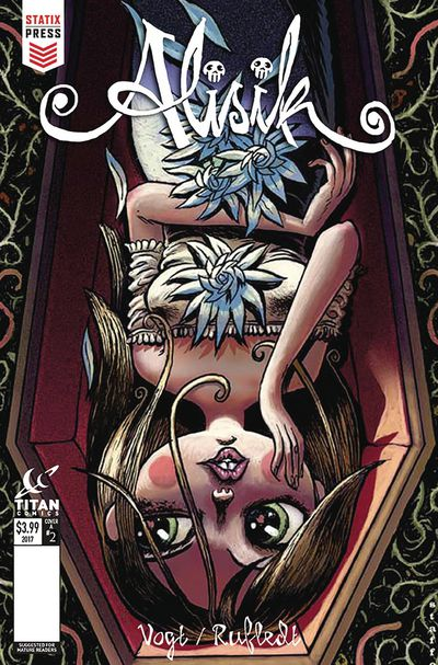 Alisik Fall #2 (of 2) (Cover A – Stafford)