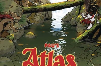 Atlas and Axis #3 (of 4)