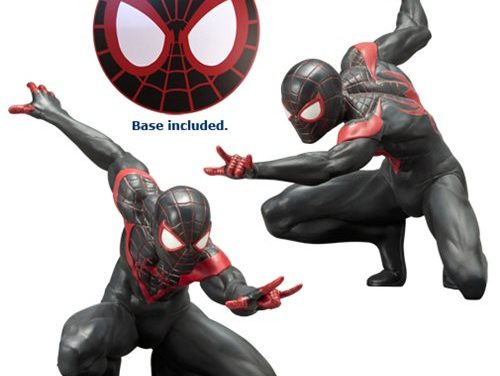Ultimate Spider-Man 1:10 Scale ArtFX+ Statue