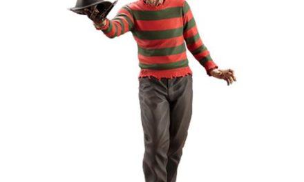Nightmare on Elm Street 4: The Dream Master Freddy Krueger ArtFX Statue – Free Shipping