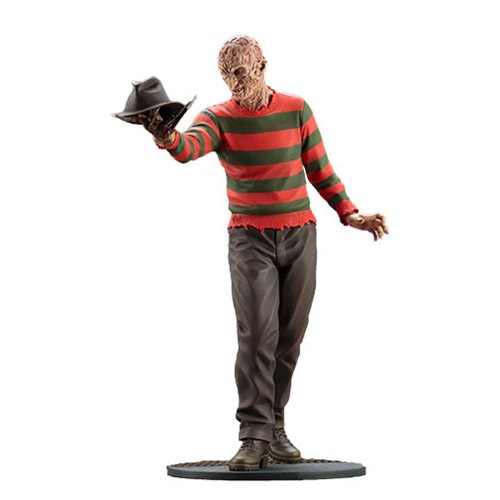 Nightmare on Elm Street 4: The Dream Master Freddy Krueger ArtFX Statue – Free Shipping