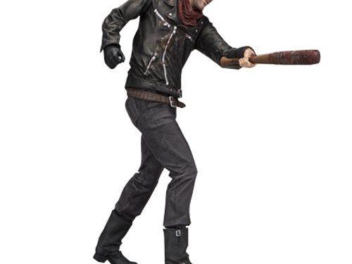 Walking Dead Negan Merciless Edition 10-Inch Deluxe Action Figure