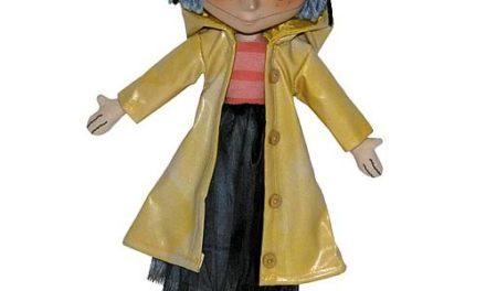 Coraline 10-Inch Doll Replica