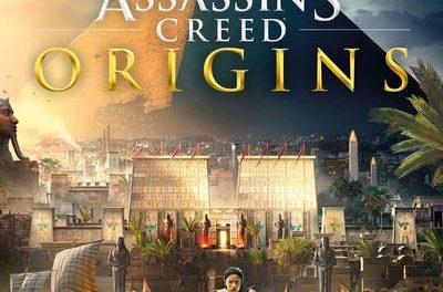 Assassins Creed Origins #1 (Cover B – Game Art)