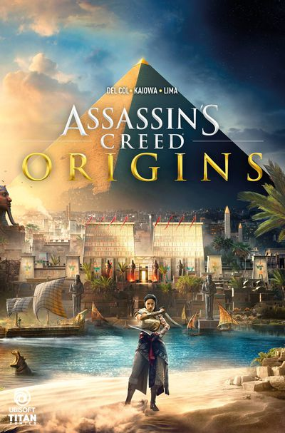 Assassins Creed Origins #1 (Cover B – Game Art)