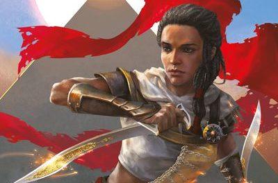 Assassins Creed Origins #1 (Cover D – Sunsetagain)