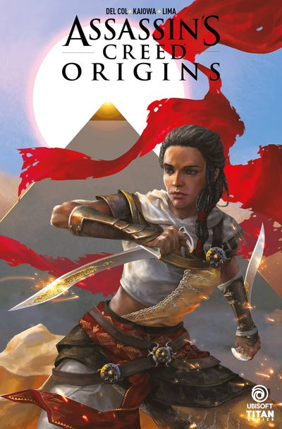 Assassins Creed Origins #1 (Cover D – Sunsetagain)