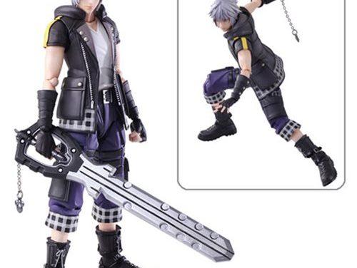 Kingdom Hearts III Bring Arts Riku Action Figure
