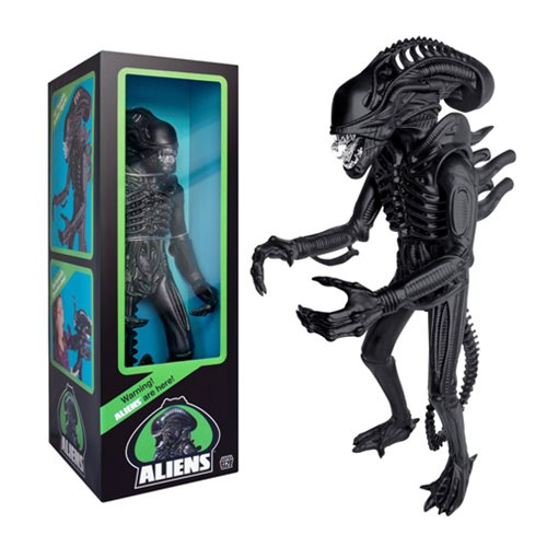 Aliens 18-Inch Alien Warrior Action Figure – Free Shipping