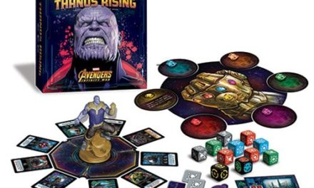 Avengers: Infinity War Thanos Rising Game