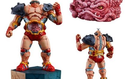 Teenage Mutant Ninja Turtles Krang by James Jean Statue – Free Shipping