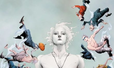 NEIL GAIMAN Launches New SANDMAN Line of Titles at DC COMICS