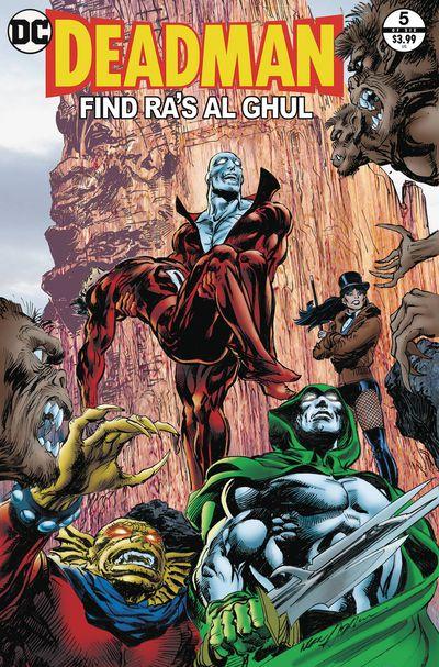 Deadman #5 (of 6)