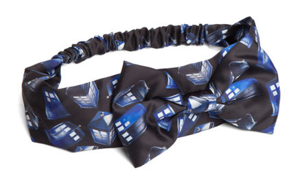 Doctor Who TARDIS Headband