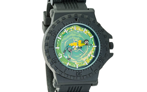 Rick and Morty Portal Watch