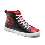 Deadpool High Top Sneaker