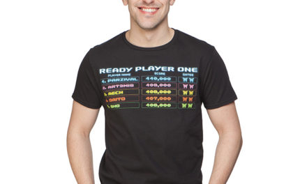 Ready Player One Scoreboard T-Shirt