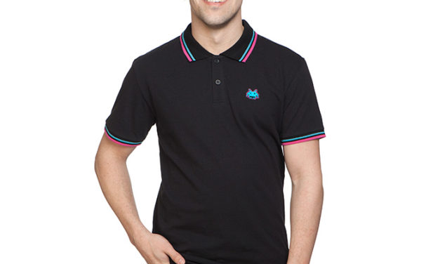 Space Invaders Polo