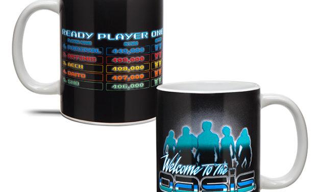 Ready Player One Oasis Mug
