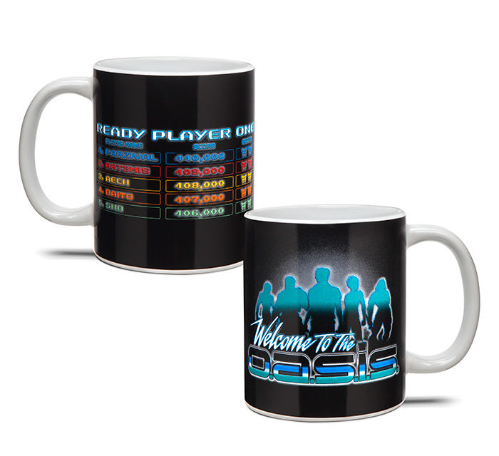 Ready Player One Oasis Mug