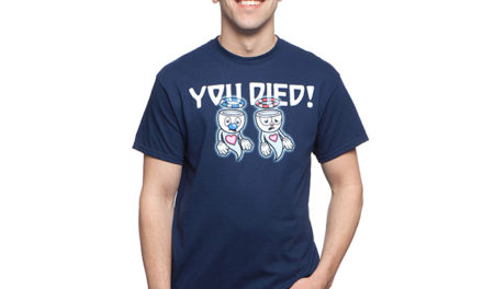 Cuphead You Died T-Shirt
