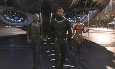 'BLACK PANTHER' VIDEO SHOWCASES WARRIORS OF WAKANDA