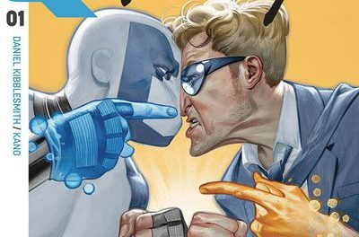 Quantum & Woody #1 (Cover A – Tedesco)