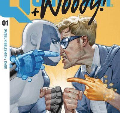 Quantum & Woody #1 (Cover A – Tedesco)