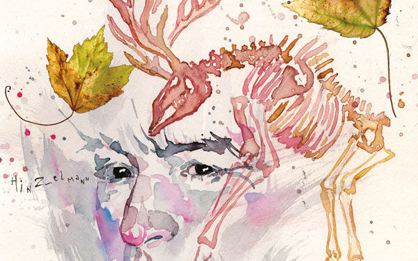 American Gods: My Ainsel #2 (David Mack Variant Cover)