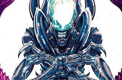 Aliens: Dust to Dust #1 (Carlos D'Anda Variant Cover)