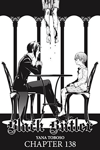 Black Butler, Chapter 138 (Black Butler Serial)