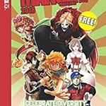 TOKYOPOP Manga Magazine (2018)