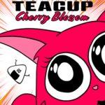 Manga Teacup Cherry Blossom #1
