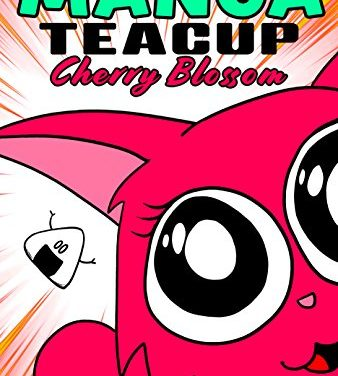 Manga Teacup Cherry Blossom #1