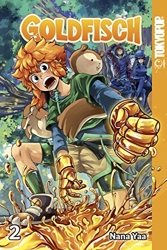 Goldfisch manga volume 2 (English)