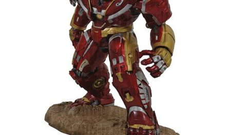 Marvel Premier Collection Avengers: Infinity War Hulkbuster Statue – Free Shipping