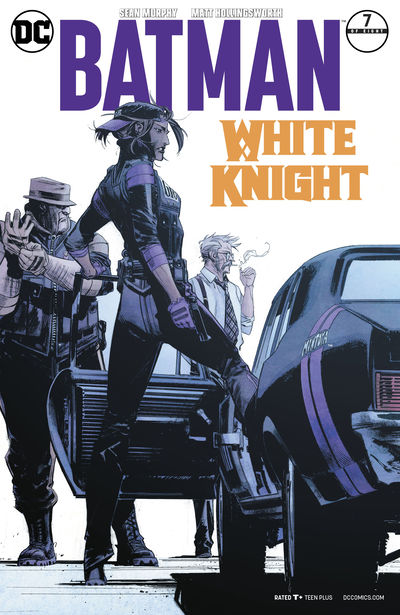 Batman White Knight #7 (of 8) (Murphy Variant)
