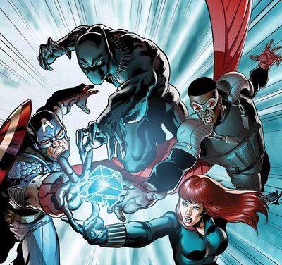Avengers Shards of Infinity #1