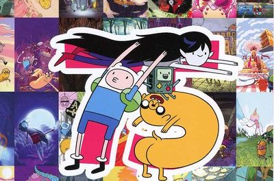 Adventure Time #75 (Harrison Variant Cover)