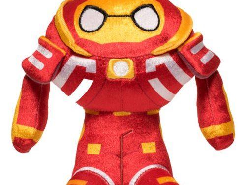 Avengers: Infinity War Hulkbuster Hero Plushie